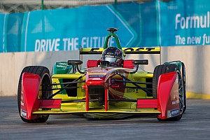 Formule E Actualités Abt pénalisé à Pékin, premier point pour Frijns