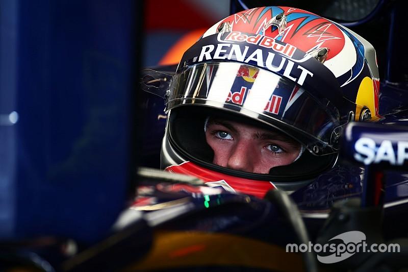 Max Verstappen blij: 'Alles is mogelijk in de race'