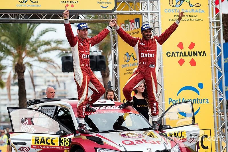 Аль-Аттия стал чемпионом мира в WRC 2
