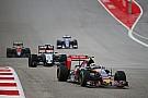 Carrera divertida para Sainz