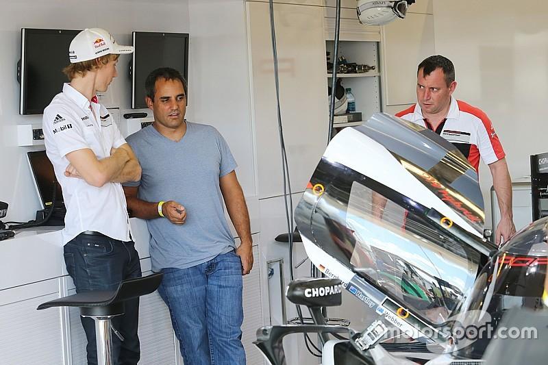 """Montoya """"ne pense pas"""" faire Le Mans avec Porsche en 2016"""