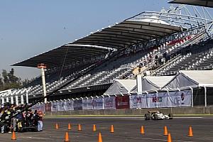Formule 1 Actualités GP du Mexique - Le programme TV du week-end