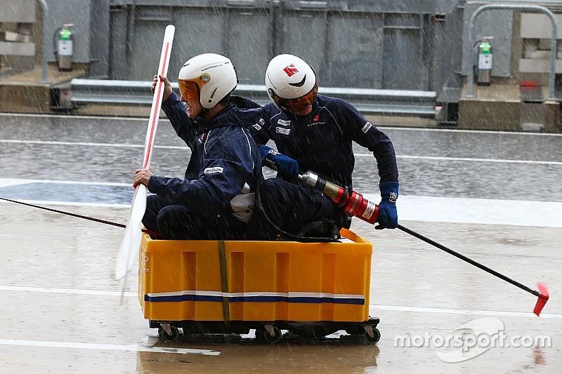 Ferrari: Somos un equipo de F1, no cirqueros