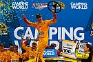 Logano not bothered by hate he received after winning Talladega