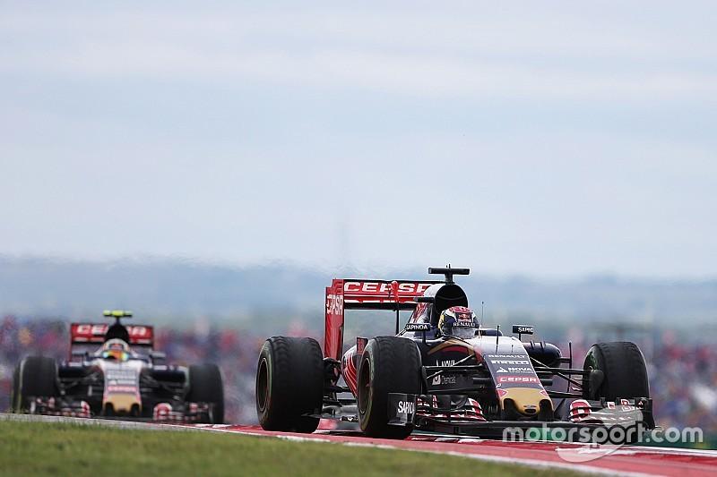 Toro Rosso nadert motorendeal, eerste test niet in gevaar