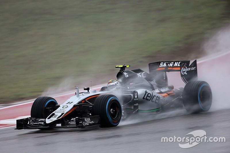 Force India votaría diferente a Mercedes sobre el motor estándar