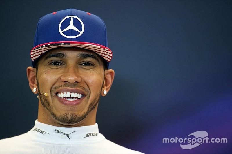 Hamilton quer ver Fórmula 1 correndo na África do Sul