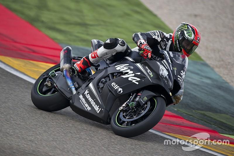 Kawasaki beschließt dreitägigen Test mit 2016er-Teilen