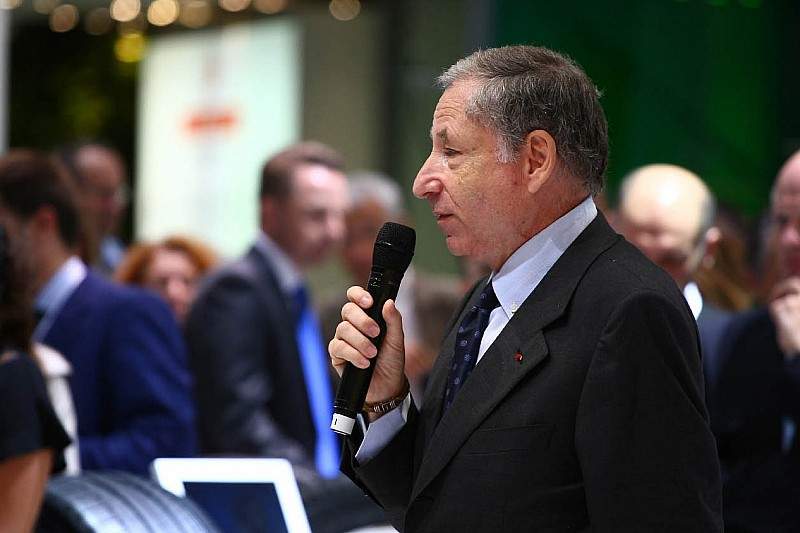 """Todt's road safety campaign: """"We have the answers"""""""