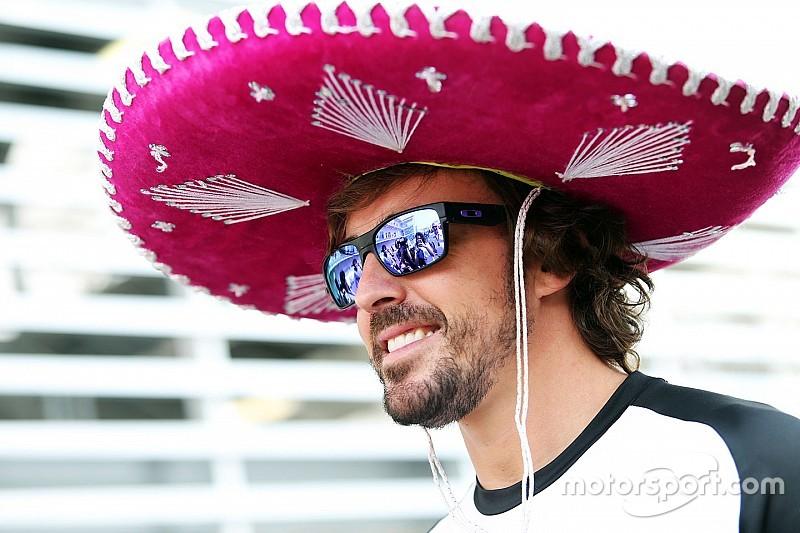 Alonso não vê corrida como parâmetro para julgar traçado mexicano