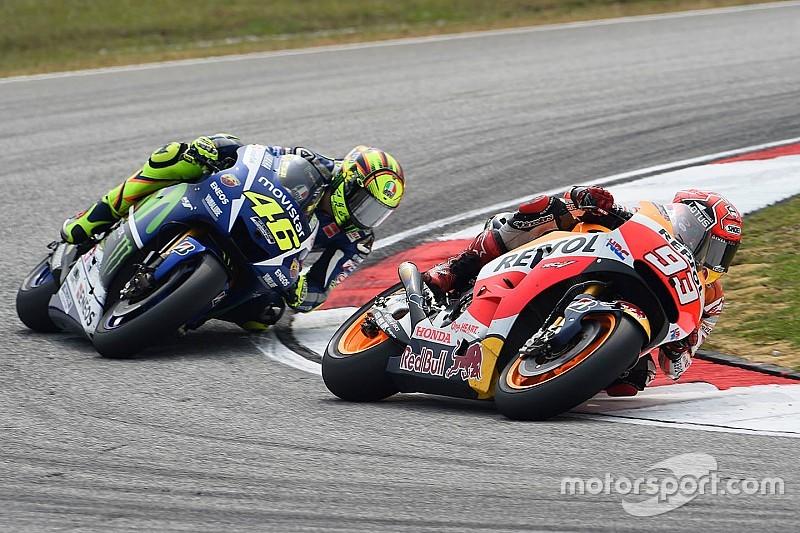 """Selon Vettel, Valentino Rossi """"a fait ce qu'il fallait"""""""