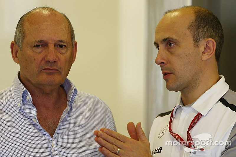 McLaren chief engineer stapt over naar Mercedes