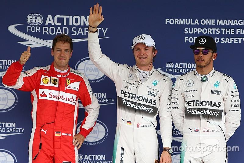 Rosberg conquista pole para GP do México, a quarta seguida