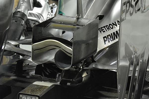 Mercedes: alla fine spunta il Monkey seat più carico