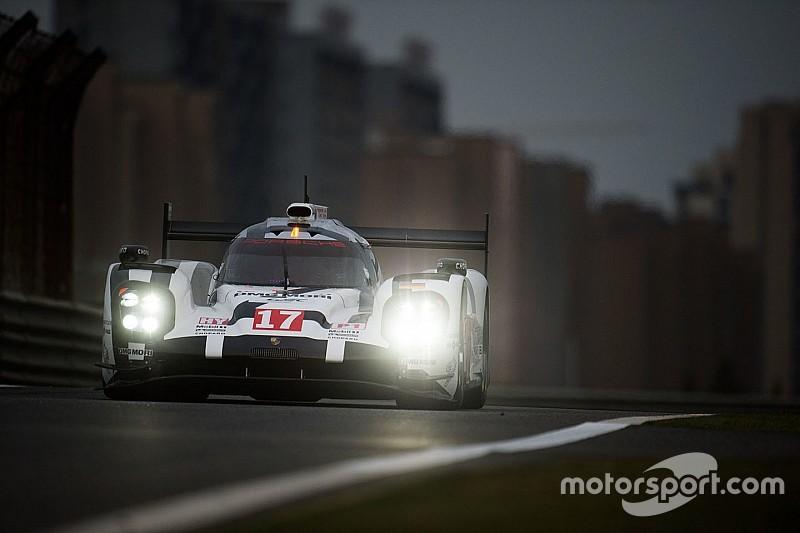 H+2 - Porsche et Audi au contact sous une pluie qui s'intensifie