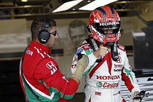 WTCC Race report Thailand WTCC: Monteiro wins red-flagged Race 2