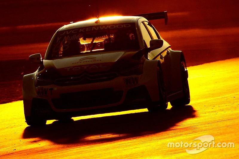 Zu dunkel: WTCC bricht zweites Rennen in Buriram ab