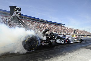 NHRA Qualifying report Countdown to the championship results Saturday from Las Vegas