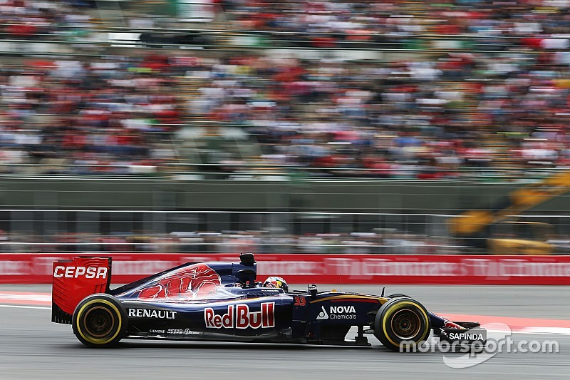 A fair result for Toro Rosso in Mexico