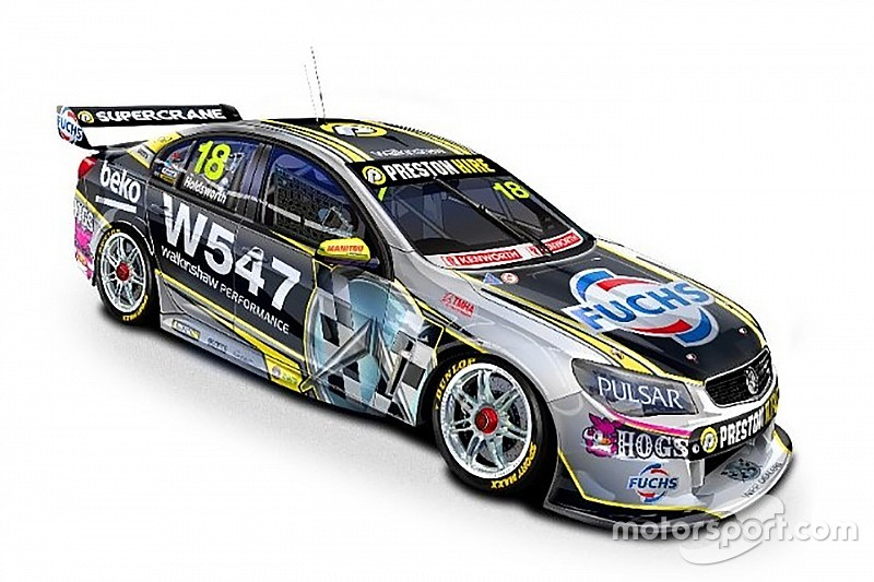 New backing for Holdsworth Commodore