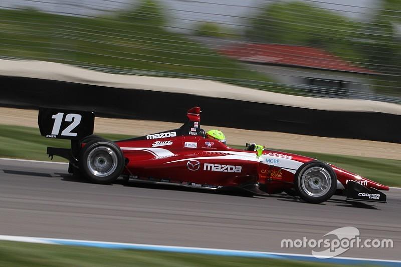Indy Lights champion team still has vacancies
