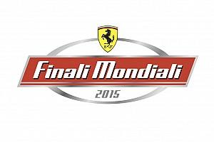 Ferrari Motorsport.com news Ferrari Names Motorsport.com 'Official Media Partner' for 2015 Ferrari Finali Mondiali