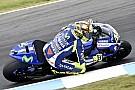 Valentino Rossi espère
