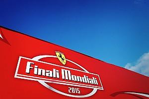 Ferrari Preview Ferrari Mondiali tem programação definida para fim de semana