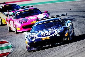 Ferrari Отчет о гонке Сантопонте победил в Trofeo Pirelli