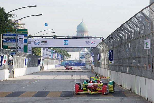 فورمولا إي دي غراسي: جولة ماليزيا أصعب سباق فورمولا إي لغاية الآن