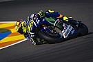Último, Rossi diz que pódio