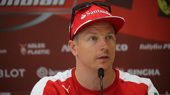 """Kimi: """"Ferrari? Non c'è più la politica del passato"""""""