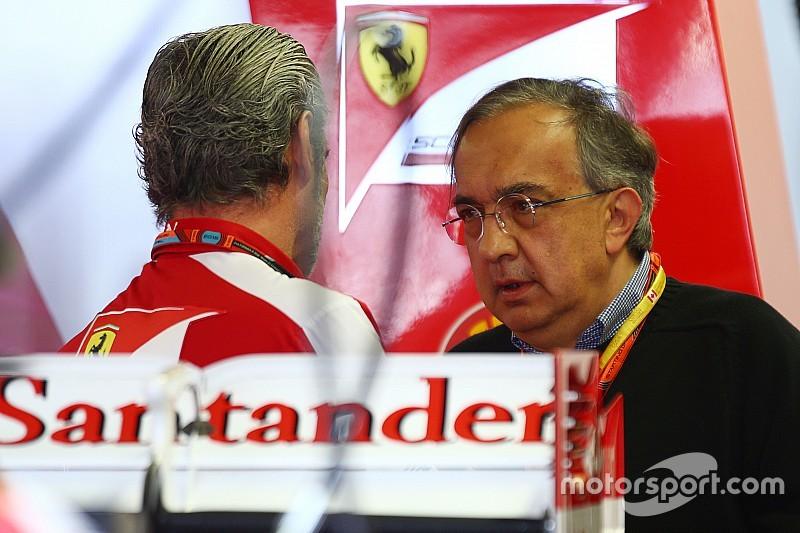 """Para Ferrari, poner tope al precio de motores sería """"obsceno"""""""
