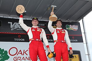 IMSA Breaking news Bell and Sweedler to race Lamborghini Huracan GT3 in 2016