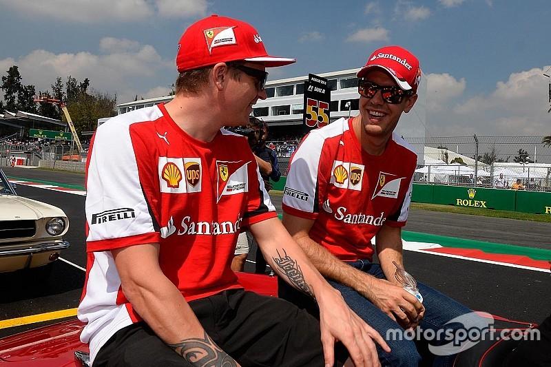 Para Kimi, Ferrari mudou muito e para melhor desde 2014