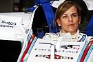 Сьюзи Вольф примерит на себя роль штурмана в WRC