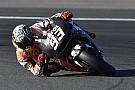 Маркес стал быстрейшим по итогам тестов в Валенсии