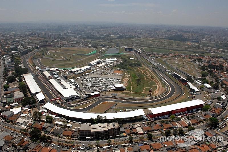 Гран При Бразилии: расписание