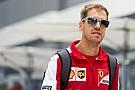 Vettel apunta para el 2016