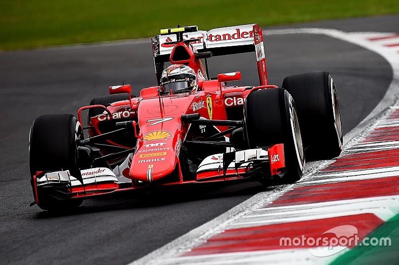Kimi Raikkonen verwacht 'geen wonderen' op Interlagos
