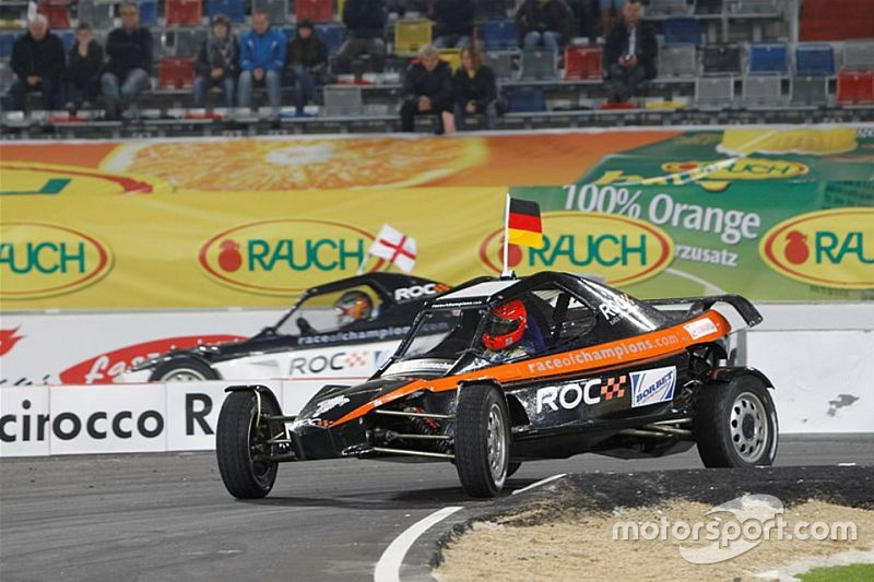 Line-up Race of Champions in Londen compleet