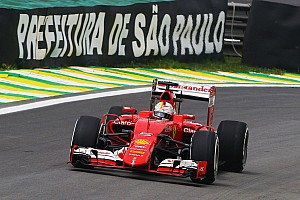 Formule 1 Contenu spécial Photos - Vendredi à Interlagos