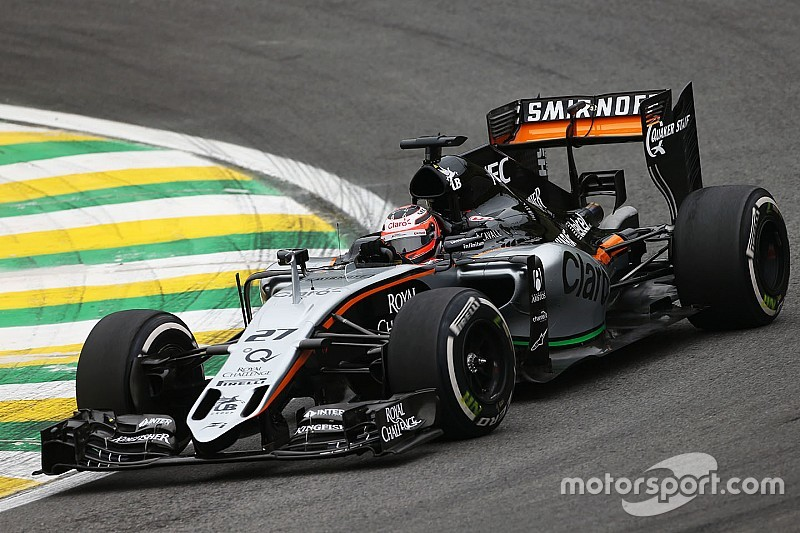 Overnight set-up changes worked, says Hulkenberg