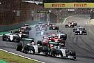 Formel 1 Brasilien: Nico Rosberg besiegt Lewis Hamilton erneut