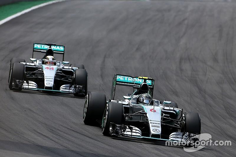 La Mercedes W06 Hybrid supera la McLaren MP4/4