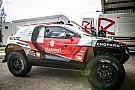 Romain Dumas de retour au Dakar sur une Peugeot 2008