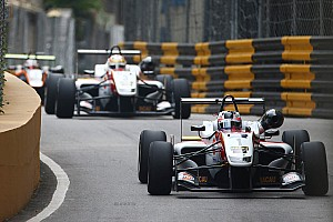 F3 Qualifying report Macau GP: Rosenqvist storms to provisional pole