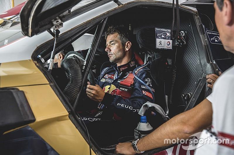 Loeb con Peugeot per tutto il programma Rally Raid