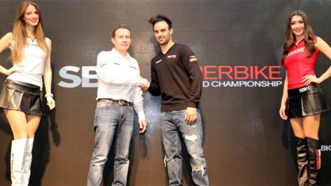 Xavi Forés correrà con il team Barni nel 2016