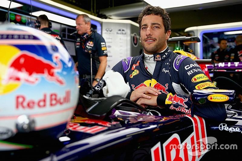 Ricciardo apprécie le défi d'Abu Dhabi